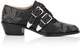 Chloé Women's Susanna Leather Ankle Booties