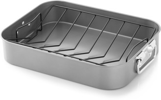 Food Network 2-pc. Nonstick Roasting Pan with Rack