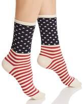 Ralph Lauren Stars & Stripes Trouser Socks