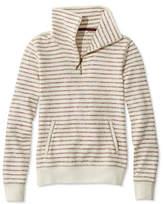 L.L. Bean Signature Quarter-Zip Funnelneck Sweatshirt