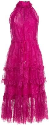 Alexis Magdalina lace dress
