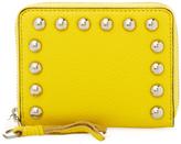 Rebecca Minkoff Ava Mini Stud Zip Around Wallet