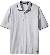 Sean John Men's Big and Tall Short Sleeve Core Polo Shirt
