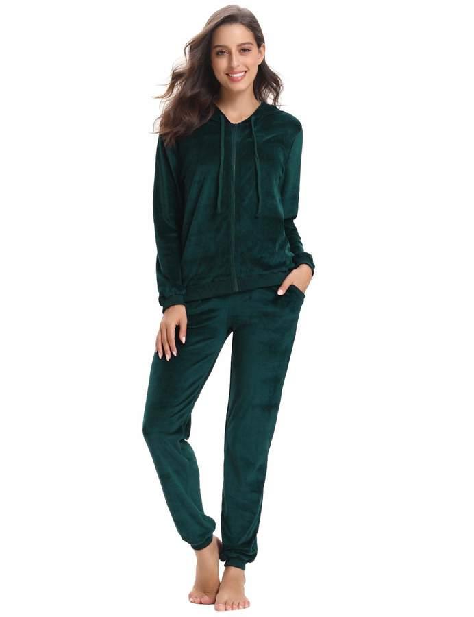 c3dbd47e455 Womens Dark Green Sweatpants - ShopStyle Canada
