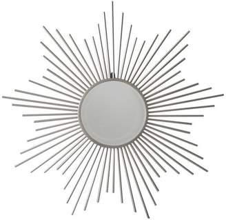 Cheungs Metal Sunburst Wall Mirror