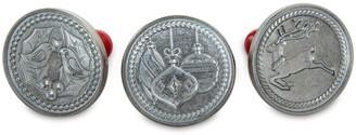 Nordicware Yuletide Cookie Stamp Set