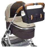 Storksak Infant Stroller Caddy - Black