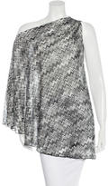 Missoni Asymmetrical One-Shoulder Tunic w/ Tags