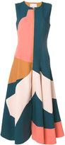 Roksanda Celeste dress - women - Silk/Polyester/Spandex/Elastane - 8