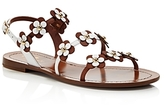 Kate Spade Colorado Studded Floral Strappy Sandals