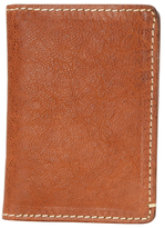 Leather Bifold Card Case