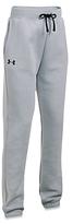 Under Armour Girls' Fleece Sweatpants - Little Kid, Big Kid