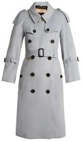 Burberry Lakestone double-breasted cashmere trench coat