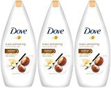 Dove Purely Pampering Body Wash, Shea Butter with Warm Vanilla, 16.9 Ounce / 500 Ml (Pack of 3)