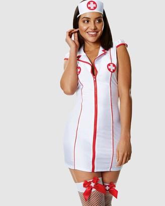 Ann Summers Hospital Hottie Dress