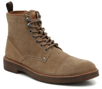 Steve Madden Packer Cap Toe Boot