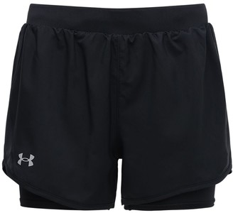 Under Armour Ua Fly By 2.0 2n1 Shorts