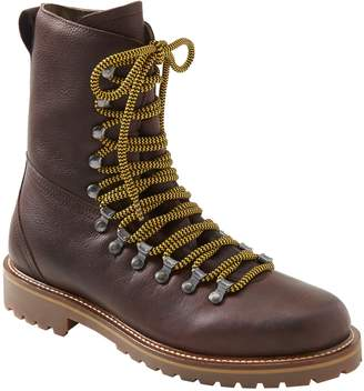 Banana Republic Rayney Lace-Up High Leather Hiking Boot