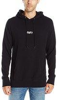 Obey Men's Jumble Bars Hood Sweatshirt