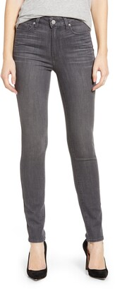 Paige Hoxton Transcend High Waist Skinny Jeans
