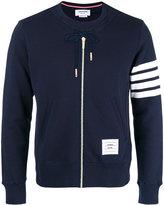 Thom Browne hoodie-style sweatshirt - men - Cotton - 00