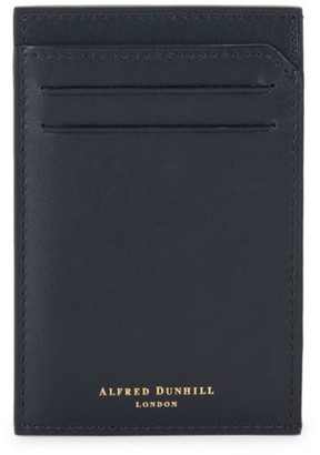 Dunhill Duke Leather Card Case