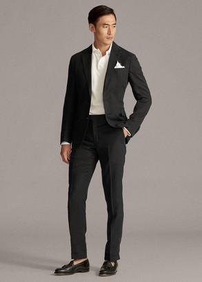 Ralph Lauren Silk-Linen Suit Trouser