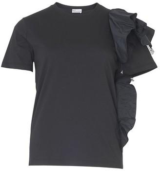 RED Valentino Ruffle T Shirt