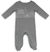 Amy Coe Infant Boys' Cityscape Graphic Footie - Sizes 0/3-6/9 Months