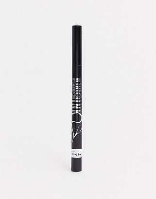 Rimmel Wonder'Ink Liquid Eyeliner - Black