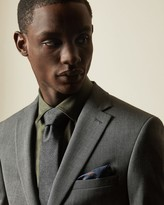 Ted Baker Plain Suit Jacket