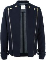 Pierre Balmain 'Created' jacket - men - Acrylic/Polyamide/Polyester/Wool - 48