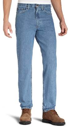 Carhartt Men's Big & Tall Relaxed Fit Tapered Leg Jean
