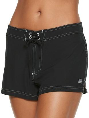 ZeroXposur Women's Woven Board Shorts
