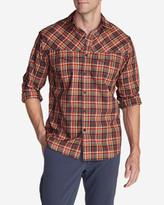 Eddie Bauer Men's Mahlin Long-Sleeve Shirt