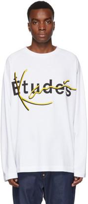 Études White Karl Kani Edition Desert T-Shirt
