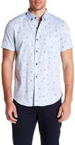 Sovereign Code Crystal Cove Short Sleeve Shirt