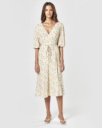 Charlie Holiday Women's Multi Dresses - Presley Wrap Dress - Size One Size, L at The Iconic