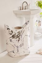 Urban Outfitters Marble Standing Laundry Bag Hamper