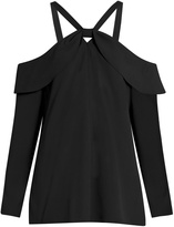 Proenza Schouler Off-the-shoulder crepe top