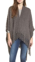 Sole Society Women's Knit Cape