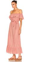 Marysia Swim Off Shoulder Dress