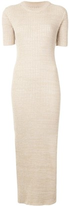 ANNA QUAN Melina ribbed sweater dress