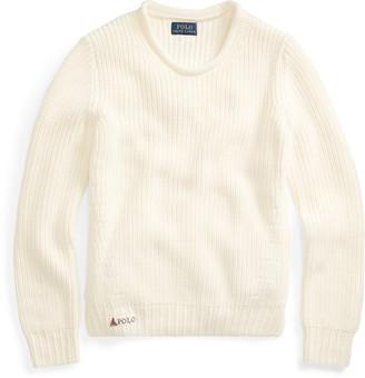 Ralph Lauren Rollneck Cotton Sweater