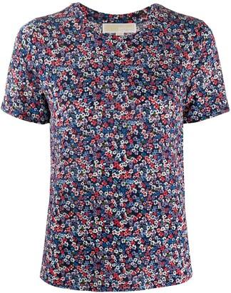MICHAEL Michael Kors floral print T-shirt