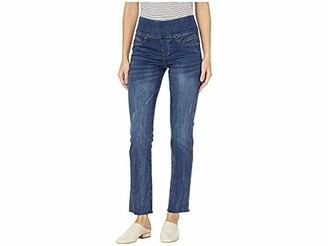 7 For All Mankind Seven7 Women's HIGH Rise Tummy FLATTENER DEEP Cuff