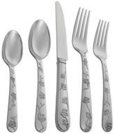 Michael Aram Stainless Steel Black Orchid Collection 5-Pc. Flatware Set