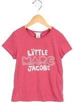 Little Marc Jacobs Girls' Graphic Print T-Shirt