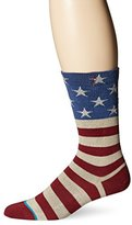 Stance Men's The Fourth Classic Crew Socks