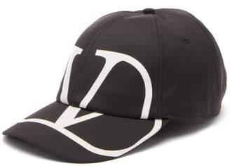 Valentino V-logo Cap - Mens - Black